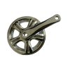 bicycle part .bicycle chain wheel