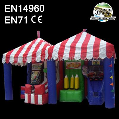 Small Air Booth For Kids