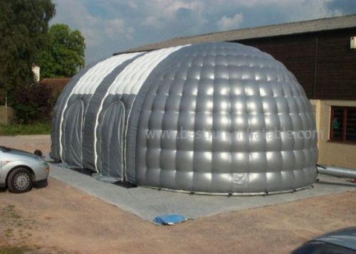 PVC Inflatable Tent For International Aid