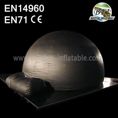 Mobile Inflatable Planetarium Dome Tent