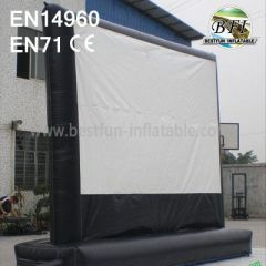 Big Inflatable Movice Screen