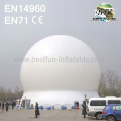 Giant Outdoor Inflatabe Projection Sphere