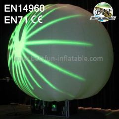 Inflatable Globe Tent For Laser Shows