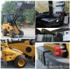 multi function wheeled loader