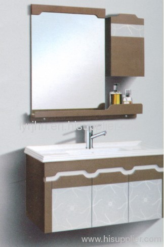 PVC series bathroom cabinet