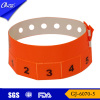 GJ-6070-5 Multi-tab id bracelet for promotion