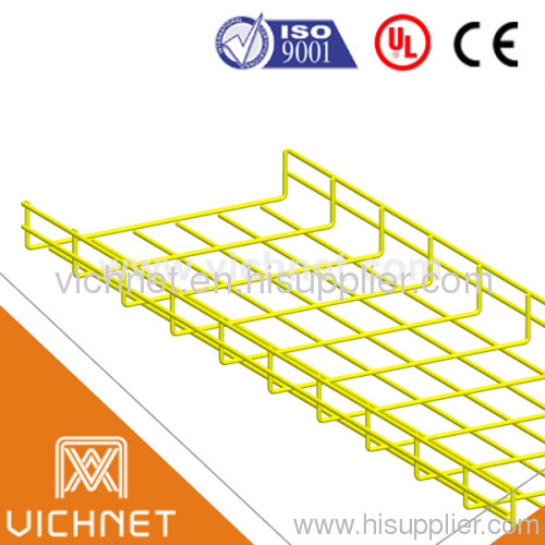 Wire Basket Cable Tray(UL.CE.GMC.SGS.Rosh test pasted)