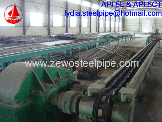 4HOT ROLLED STEEL PIPE SUPPLIER