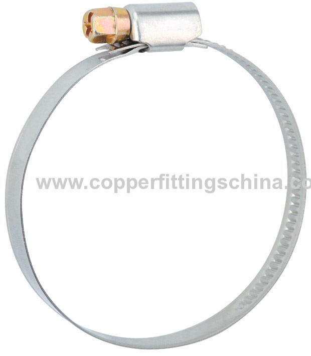 High Quality Standard German T ype Hose Clamp