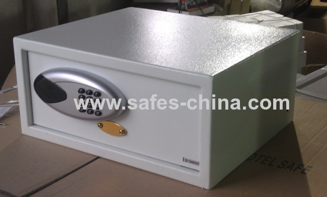 Electronic hotel safe boxes
