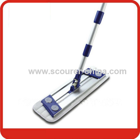 Extensible Luxury Falt Microfiber Mop Kit