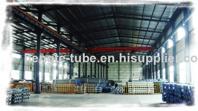 Seamless Carbon Steel Pipe --- Boiler Tube
