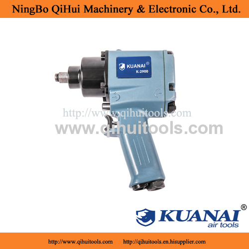 1/2Drive High Performance Top Quality Twin Hammer pneumatic Impact Wrench