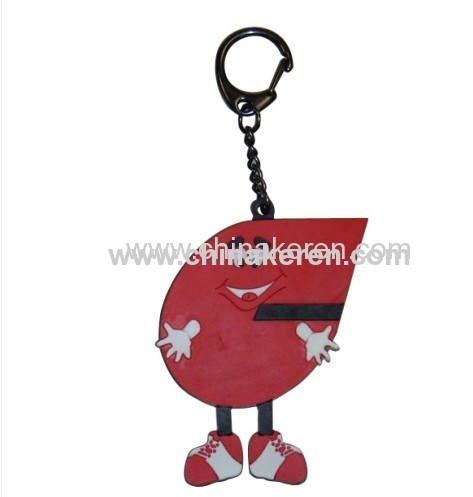 Offset Print PVC Key Tag