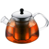 Pure Hand Made Glass Teapot Coffee pot