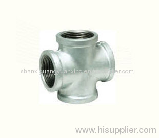CROSS/Malleable Iron Pipe Fitting