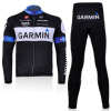 Pro Winter Sublimated Cycling Wear Thermal Tights and Pants With Silicone Grippers