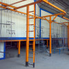 automatic paint coating oven