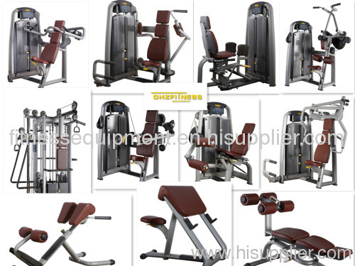 DHZ Pectoral gym machine
