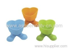 Silicone bakeware set for kids