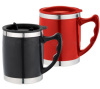Stainless steel 16oz coffee mug