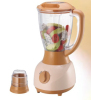 2013 2 in 1 Transparent plastic electric blender