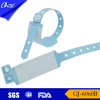 GJ-6060 wideface vinyl wristband for events