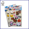 Animal Plywood Sticker for Children