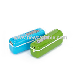 power bank with compact and modern design