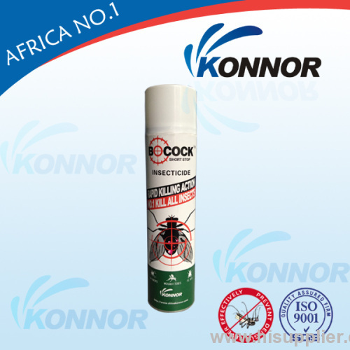 Mosquito spray/insect spray/insecticide aerosol