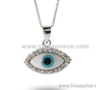 Protection Necklace with Evi Eye