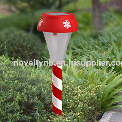 LED christmas solar light