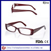 Reading Glasses Fashion Optical Frame Model