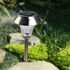 Stainless steel solar garden light
