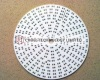 Aluminum Based Printed Circuit Board-PCB Single side LED Super White Ink Routing Profile