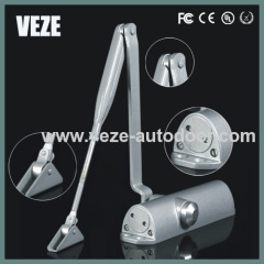 AUTOMATIC ALUMINUM DOOR CLOSER