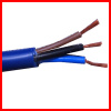 copper conductor PVC insulated PVC sheathed round cable