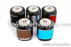 China Mini Wireless Bluetooth Speaker with Memory Card Support GS005