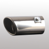 Universal tail pipe, automobile car exhaust muffle pipe