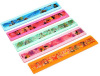 Plastic PVC PC PS Ruler Heat Transfer Printing Foil