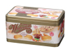 Biscuit tin box - rectangular