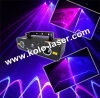 KL-BP500 2 heads blue&pink laser projector for disco
