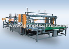 Automatic mattress packing machine HS-MP-50P