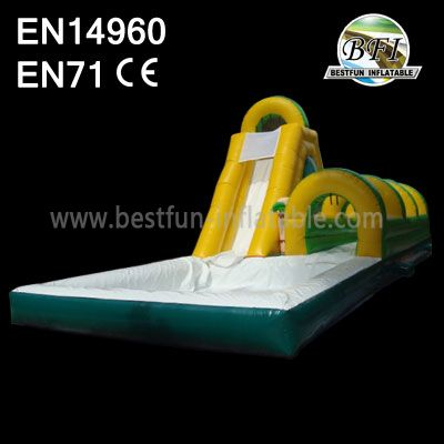 Inflatable Slip N Slide Combination