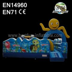 Inflatable Undersea Park Game