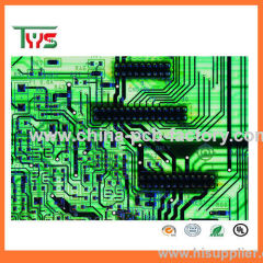 Green MultiLayer Rigid PCB / Equipment PCB Motherboard
