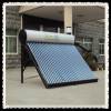 Made in China good quality Thermosiphon integrated low pressurized Solar Water Heater/solar geyser ( solar bolier )