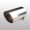 Automobile muffler tip for JEEP