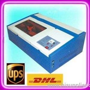 Hotsale mini RJ4040 laser engraving and cutting machine