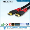 High Speed HDMI Cable for 3D LED TV Dual Color